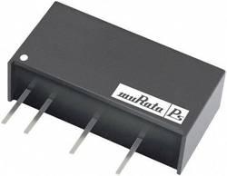 Convertisseur CC/CC pour circuits imprimés Murata Power Solutions NMG0512SC 12 V 167 mA 2 W Nbr. de sorties: 1 x 1 pc(s