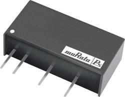 Convertisseur CC/CC pour circuits imprimés Murata Power Solutions NMV1215SAC 15 V 67 mA 1 W Nbr. de sorties: 1 x 1 pc(s