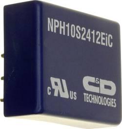 Convertisseur CC/CC pour circuits imprimés Murata Power Solutions NPH10S2412EIC 12.1 V 830 mA 10 W Nbr. de sorties: 1 x