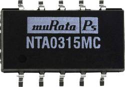 Murata Power Solutions NTA0315MC Convertisseur CC/CC CMS +15 V,