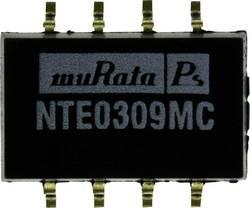 Convertisseur CC/CC CMS Murata Power Solutions NTE0309MC 9 V 111 mA 1 W Nbr. de sorties: 1 x 1 pc(s)
