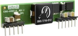 Convertisseur CC/CC pour circuits imprimés Murata Power Solutions OKX2-T/16-D12N-C 16 A 80 W Nbr. de sorties: 1 x 1 pc
