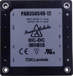 TDK-Lambda PAH350S4812 Convertisseur CC/CC pour circuits imprimés