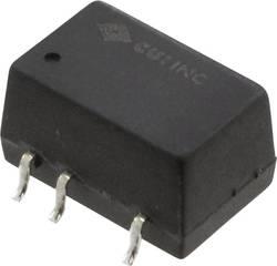 Convertisseur CC/CC CMS CUI INC PES1-S5-S15-M-TR 15 V 67 mA 1 W Nbr. de sorties: 1 x 1 pc(s)