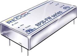 RECOM RP30-4805SFW Convertisseur CC/CC pour circuits imprimés 5
