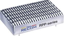 Convertisseur CC/CC pour circuits imprimés RECOM RPP20-2405SW 5 V 4 A 20 W Nbr. de sorties: 1 x 1 pc(s)