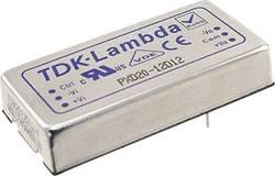 TDK-Lambda PXD2012D12 Convertisseur CC/CC pour circuits imprimés