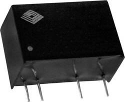 Convertisseur CC/CC pour circuits imprimés CUI INC VHS1-S12-S12-SIP 12 V 84 mA 1 W Nbr. de sorties: 1 x 1 pc(s)