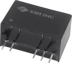 CUI INC VQA-S15-D17-SIP Convertisseur CC/CC pour circuits imprimés