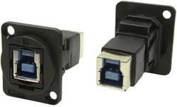 Prolongateur USB 3.0 femelle type B vers USB 3.0 femelle type B Cliff CP30204N 1 pc(s)