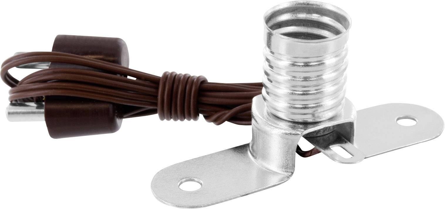 42079c36b1b935 Support d ampoule Culot  E10 Connexions  banane mâle 2.6 mm BELI ...