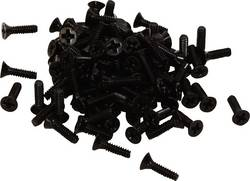 Vis de rechange acier noir Hammond Electronics