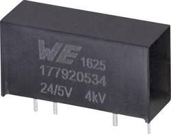 Würth Elektronik 177920534 Convertisseur CC/CC pour circuits imprimés 24 V