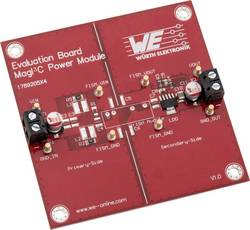 Carte d'évaluation Würth Elektronik 1789205X4 1 pc(s)