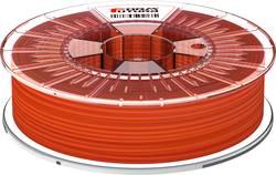 Filament Formfutura plastique PLA 2.85 mm rouge 750 g