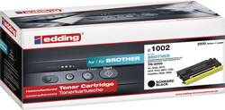 Edding Toner remplace Brother TN-2000 compatible noir 2500 pages EDD-1002