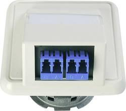 Prise fibre optique (FO) Telegärtner H02051C0534 blanc-alpin 1 pc(s)