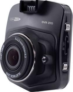 Caliber Audio Technology DVR210 Caméra embarquée avec GPS Angle de vue horizon
