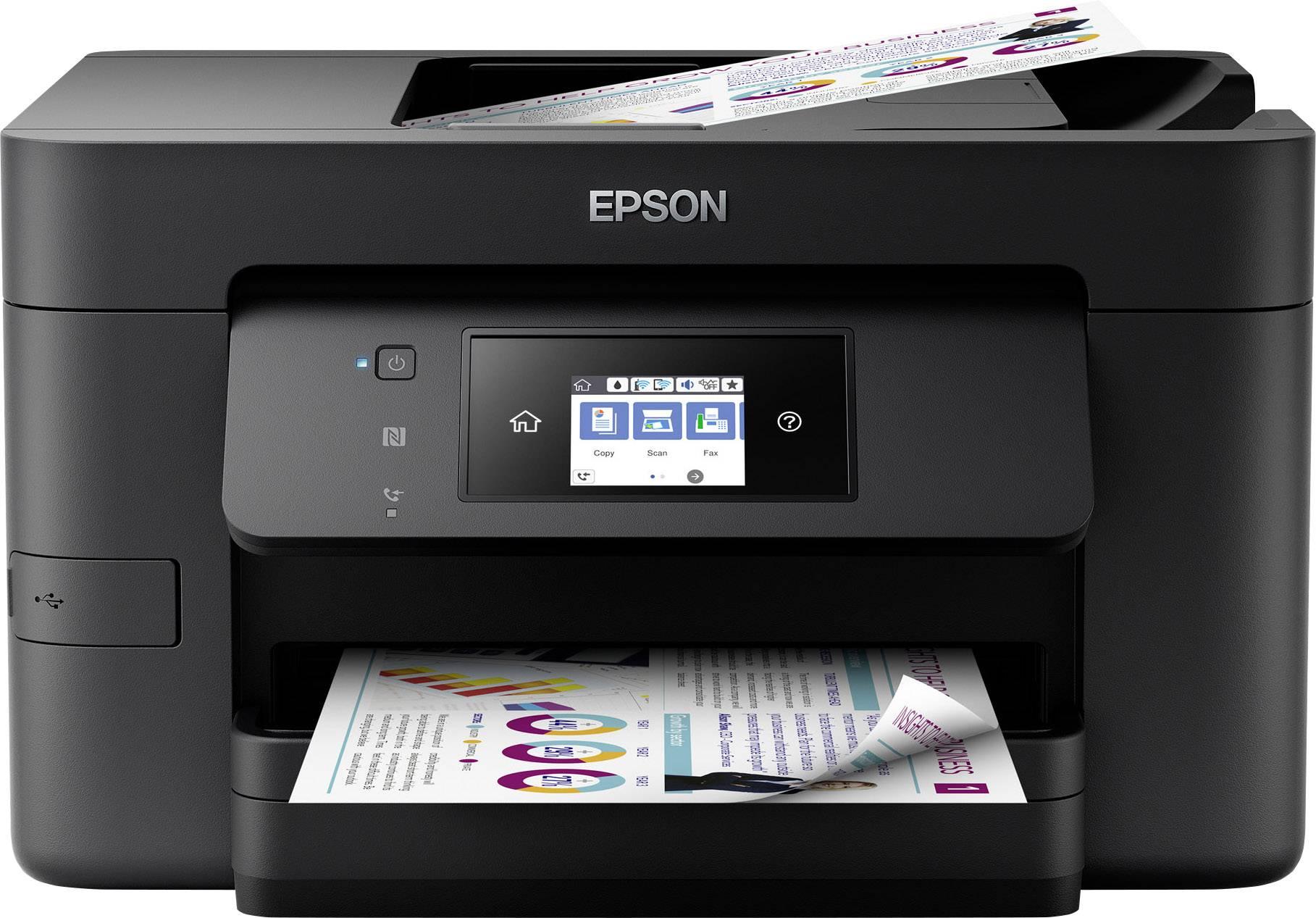 Epson WorkForce Pro WF-4720DWF Imprimante multifonction à ...