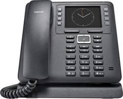Téléphone VoIP filaire Gigaset Pro Maxwell 3 fonction mains libres, port casque noir