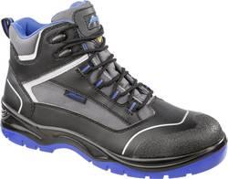 Chaussures montantes de sécurité ESD S3 Taille: 45 Albatros BLUETECH MID ESD SRC 631150-45 coloris noir, gris, bleu 1 pa