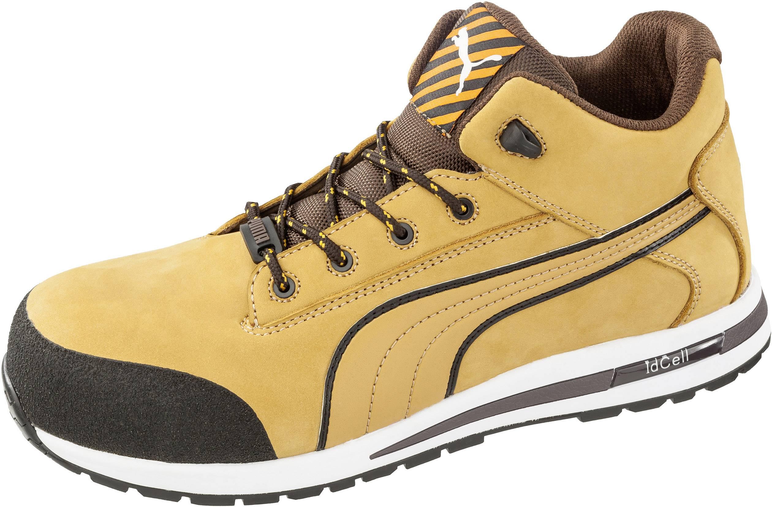 Puma Taille S3 40 Safety Chaussures Sécurité De Montantes Dash qBt5n