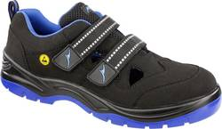 Chaussures de sécurité ESD S1P Taille: 41 Albatros BLUETECH AIR LOW ESD SRC 641110-41 coloris noir, bleu 1 paire