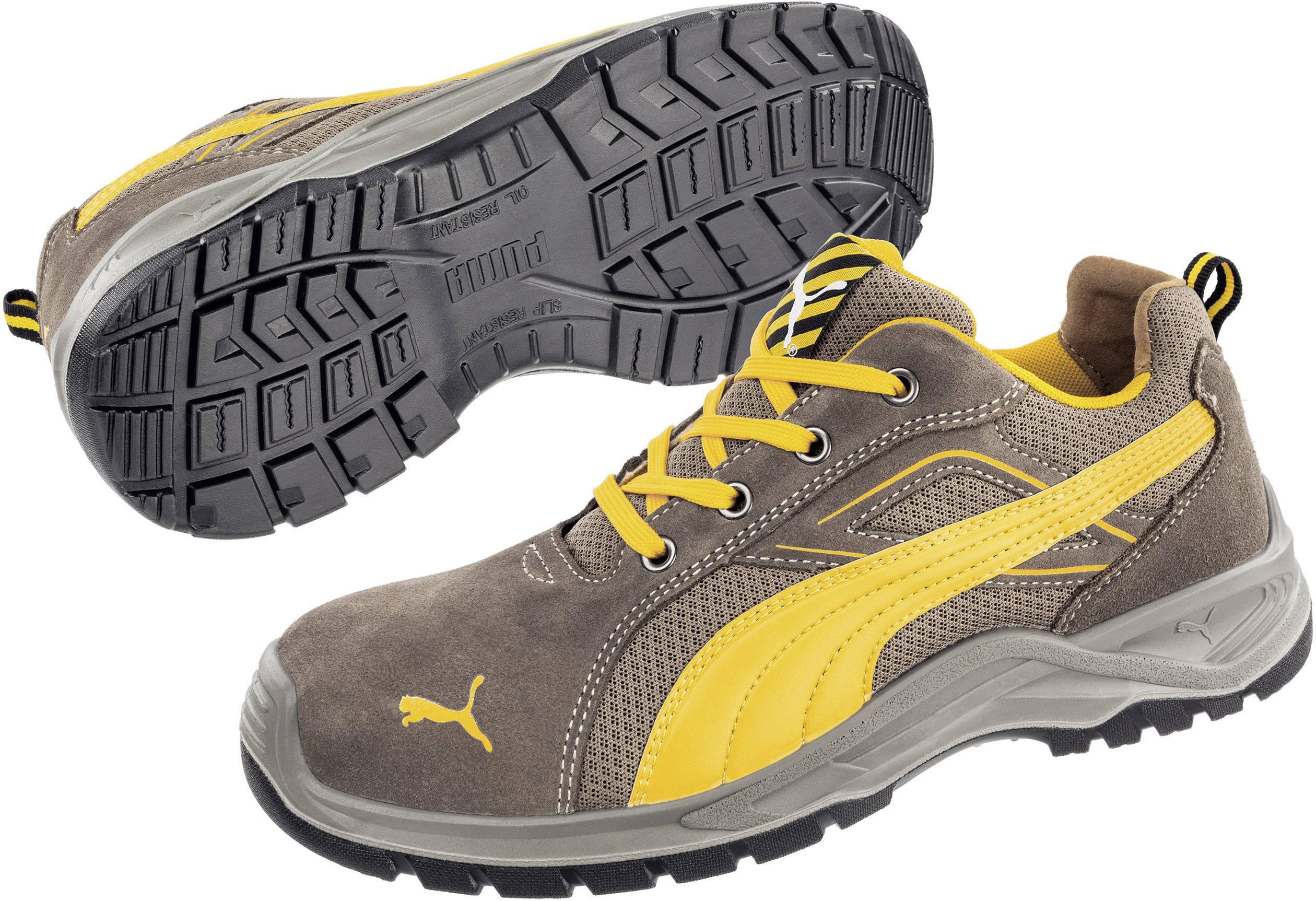 Chaussures de sécurité ESD S3 PUMA Safety Condor Low ESD SRC 640542 44 Taille: 44 marron 1 paire(s)