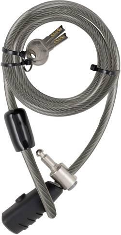 Antivol à câble spiralé Stanley by Black & Decker 81314 noir, gris
