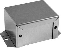 Hammond Electronics 1411FBKU Boîtier universel 127 x 56 x 56 aluminium naturel 1 pc(s)