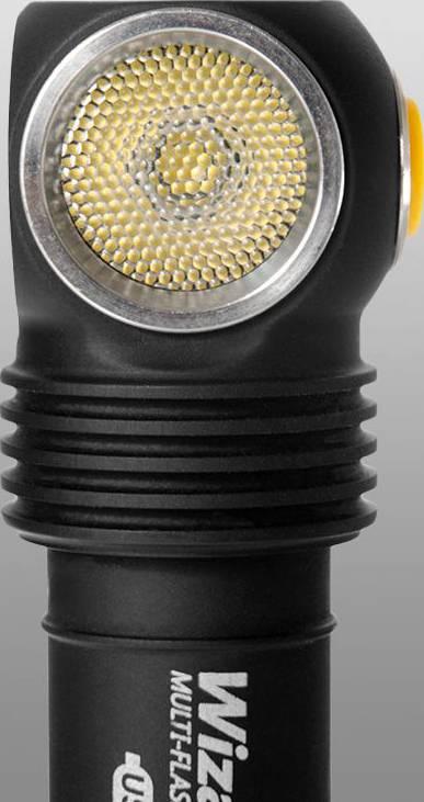 Lm Led 1800 Pro Armytek Batterie Lampe Frontale V34000k Wizard À UzVMSp