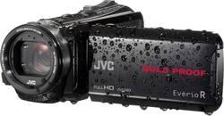 Caméscope 3 pouces JVC GZ-R435BEU 2.5 Mill. pixel noir
