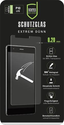 Scutes Deluxe 0,20 Verre de protection pour écran Adapté pour: Huawei P10 Lite