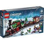 Train de Noël à la décoration festive LEGO® CLASSIC 10254 Nombre de LEGO (pièces)734