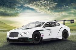 Voiture de tourisme électrique Jamara Bentley Continental GT3 27 MHz prêt à rouler (RtR) 1:14