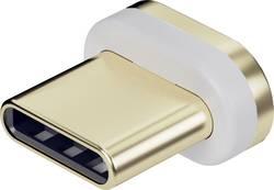 Goobay USB 2.0 Adaptateur or