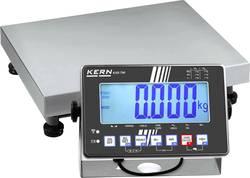 Kern Balance à plate-forme Plage de pesée (max.) 30 kg Résolution 1 g sur bloc d'alimentation multicolore