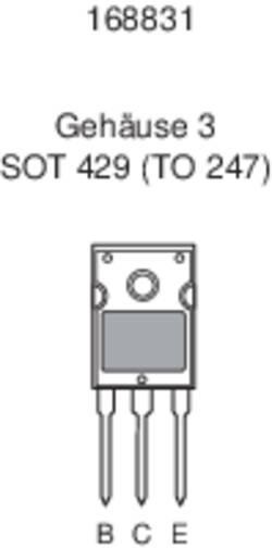 Transistor (BJT) - Discrêt BU2520AW SOT-429 NXP Semiconductors Nombre de canaux: 1 NPN 1 pc(s)