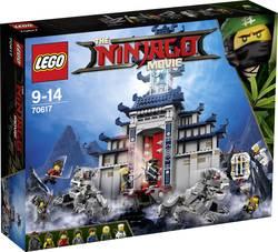 Le temple de nec plus ultra de la cachette ultime LEGO® NINJAGO 70617 Nombre de LEGO (pièces)1403
