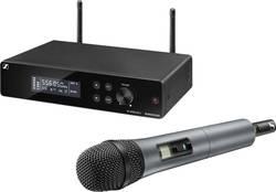 Set microphone sans fil Sennheiser XSW 2-865-E Type de transmission:radio avec pince, avec sacoche