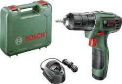 Perceuse-visseuse sans fil Bosch Home and Garden 06039A210A 12 V 1.5 Ah Li-Ion + batterie, + mallette