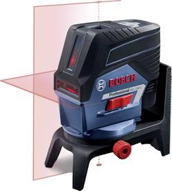 Laser à points et à lignes autonivelant Bosch Professional GCL2-50 C+RM 3 0601066G04 Portée (max.): 20 m Etalonné selon
