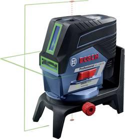Laser à points et à lignes autonivelant Bosch Professional GCL2-50 CG+RM2 0601066H00 Portée (max.): 20 m Etalonné selon