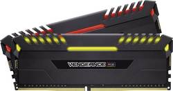 Kit de mémoire vive pour PC Corsair CMR16GX4M2C3000C15 16 Go 2 x 8 Go RAM DDR4 3000 MHz CL15 17-17-35