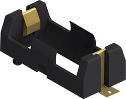 Support de pile 1x 18350 Keystone 1096 montage en surface CMS (L x l x h) 54.10 x 21 x 15 mm