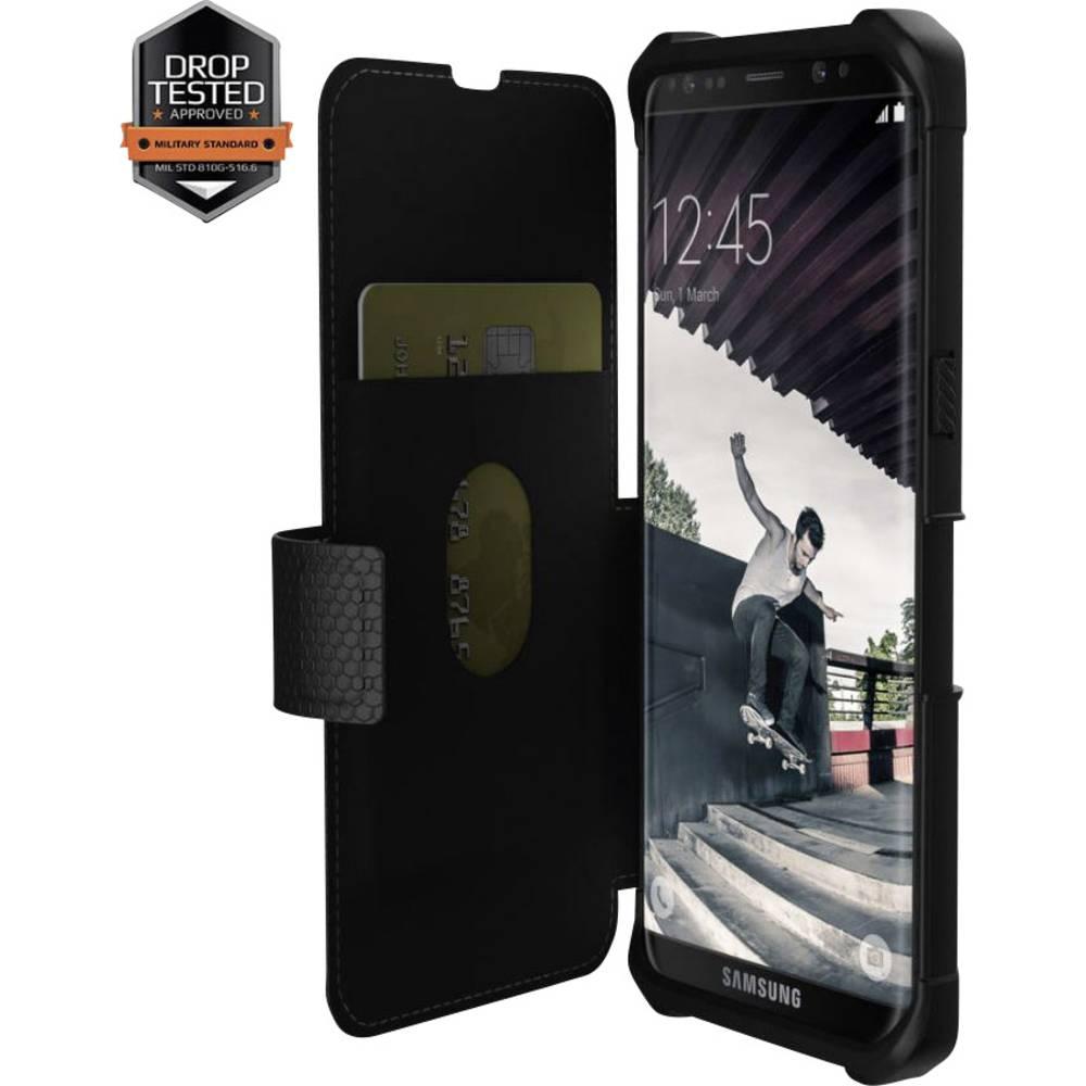 Housse Outdoor Uag Metropolis Adapt Pour Samsung Galaxy S8 Noir Monarch Case For Plus Graphite Fermer