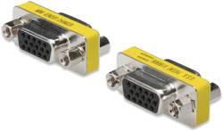 Adaptateur VGA Digitus [1x SUB-D femelle 15 pôles - 1x SUB-D femelle 15 pôles] vissable