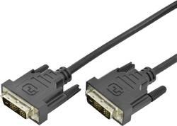 Digitus DVI Câble de raccordement [1x DVI mâle 18+1 pôles - 1x DVI mâle 18+1 pôles] 2 m noir