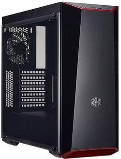 Tour midi Boîtier PC Cooler Master MasterBox 5 Lite noir