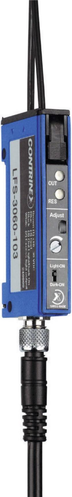 Amplificateur pour fibres optiques Contrinex LFS-3060-103 620 000 915